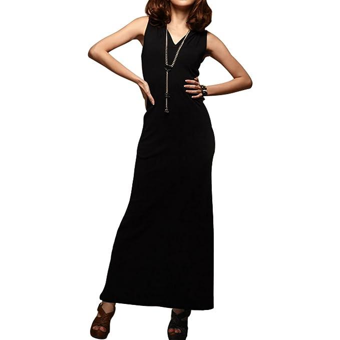 Sleevesless de mujer Solid Black regalan e instrucciones para hacer vestidos sudadera con capucha para juntas