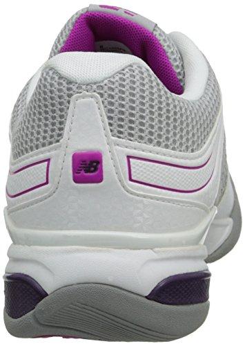 New Tennis Pink Stability Shoe Balance New Grey WC1005 Balance Womens 6wr6qfY