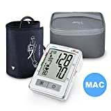 Blood Pressure Monitor Upper Arm with Carrying Case, APULZ Digital Automatic BP Machine
