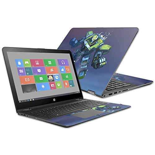 MightySkins Skin Compatible with HP Envy x360 15z 15