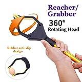 """zhenzhen Grabber Reacher Tool,32""""Folding Pick up"""