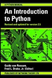 img - for An Introduction to Python book / textbook / text book