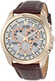 Citizen Men's AT1183-07A Chronograph Eco Drive Watch, Watch Central