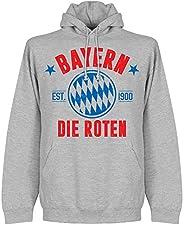 Retake Bayern Established Hoodie - Grey