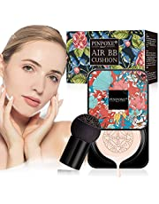 CC Cream, Air Cushion BB Cream, Liquid Foundation, Makeup Foundation, Concealer Covering, Makeup Concealer for Face and Neck, Long Lasting and Perfect Coverage