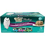 Purina Fancy Feast Gravy Wet Cat Food Variety Pack; Medleys Florentine Collection - 12 count, 2 Pack