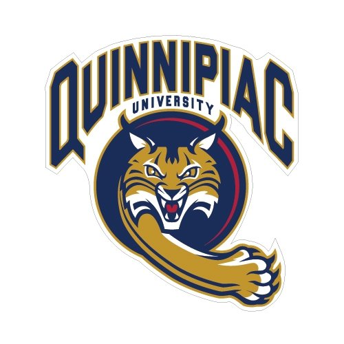 Quinnipiac Small Decal 'Quinnipiac University'