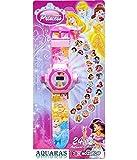 AQUARAS Hello Kitty 24 Image Boy's Projector Watch (Multicolour)
