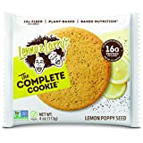 Lenny & Larry's The Complete Cookie, Lemon Poppy