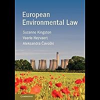 European Environmental Law (English Edition)