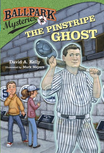Ballpark Mysteries #2: The Pinstripe Ghost for $<!---->