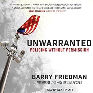 Unwarranted Audiobook
