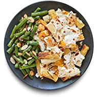 Amazon Meal Kits, Butternut Squash & Sage Baked Rigatoni with Spicy Green Beans, Serves 2