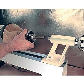 Vacuum Manifold Kit Connects Vacuum Supply to Chuck on Wood Turning Lathe Simple Woodturning Tools
