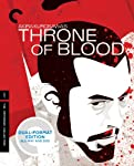 Cover Image for 'Throne of Blood (Criterion Collection) (Blu-ray/DVD)'