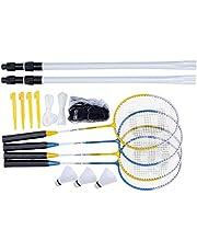 Toyrific–Referencia 4Jugador Badminton Set