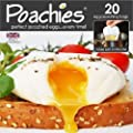 Poachies Egg poaching Bags - 20 Bags