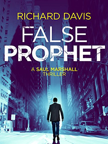 False Prophet Saul Marshall Thriller ebook product image