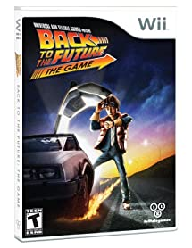 Back to the Future- The Game - Nintendo Wii