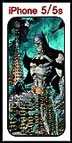 Comics Batman Joker iPhone 5 5s Case Hard Silicone Case