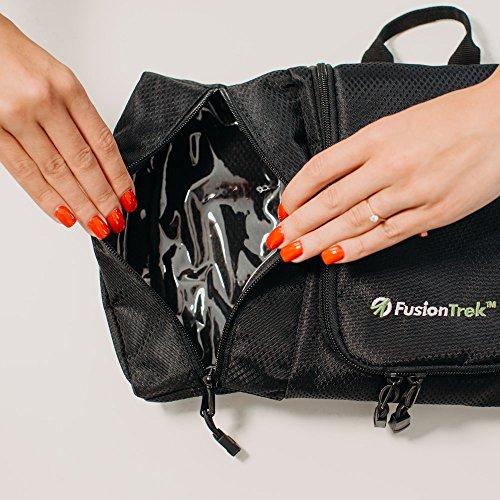 FLASH PURCHASE Premium Travel Kit: Hanging Toiletry Bag, Dopp Kit / Unisex... - 51xX4JGPrZL