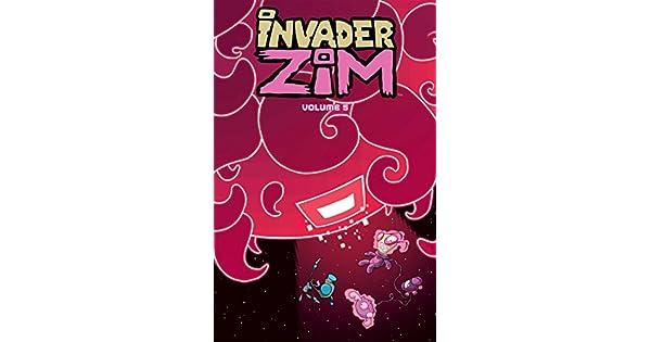 Amazon.com: Invader ZIM Vol. 5 (5) (9781620104781): Eric ...