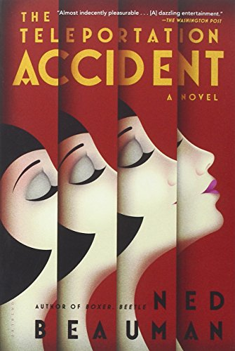 Book cover for The Teleportation Accident