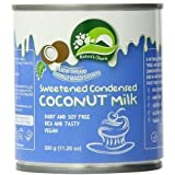 Nature's Charm Sweetned Condensed Coconut Milk, 11.25 Oz. (Pack of 3)