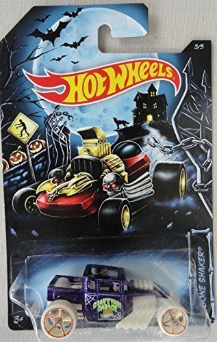 2014 Hot Wheels Halloween Exclusive 3/5 - Bone Shaker ()
