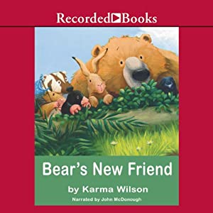 Bear's New Friend Audiobook