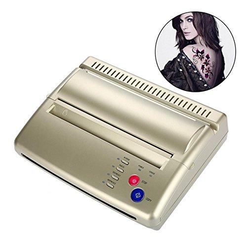 Filfeel Tattoo Printer, Transfer Copier Professional A5 A4 Thermal Stencil Paper Machine(#2)