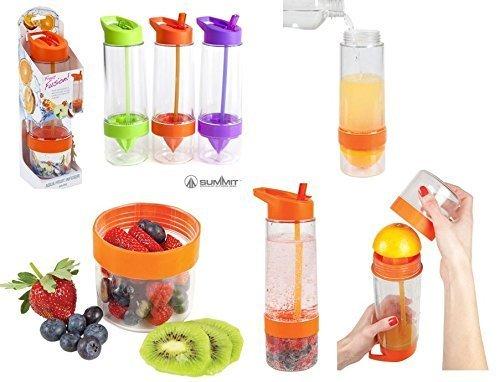 Fruit Infusion Infuser Bottle Citrus