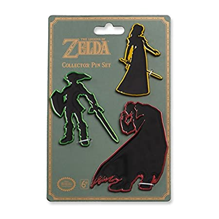 PowerA Collector Pin Set - The Legend of Zelda