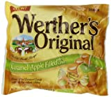 Werther's Caramel Apple Filled Candy, Original, 9 Ounce