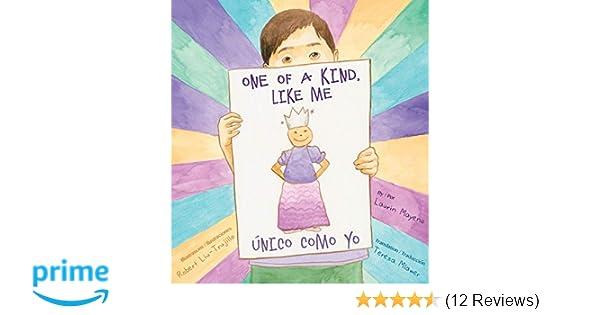 One of A Kind, Like Me / Único como yo (English and Spanish