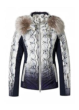 SPORTALM 842293186 27 - Chaqueta de esquí para Mujer, Color Eclipse-Off White, tamaño 34: Amazon.es: Ropa y accesorios