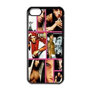 Eminem Personalized Cover Case for Iphone 5C,customized phone case ygtg-690362 by ruishername
