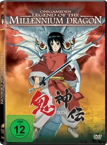 Onigamiden-Legend of the Millennium Dragon [Import allemand]