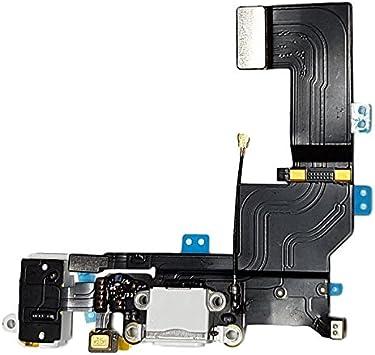 Smartex Conector de Carga de Repuesto Compatible con iPhone ...