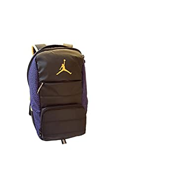 Amazon.com  Jordan All World Backpack (One Size 58b23536ecbf5