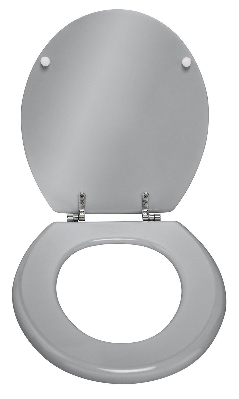 WC-Sitz Wenko Prima bordeaux MDF