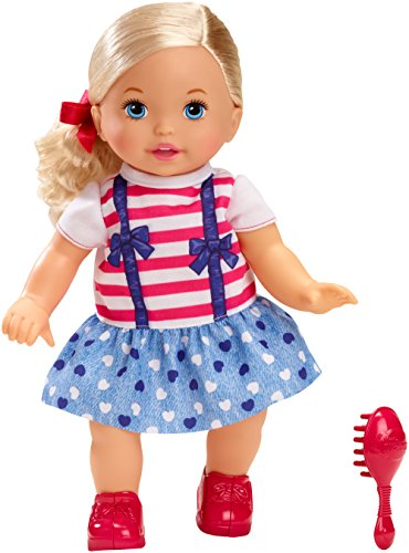 Mattel Little Mommy Star Sweet As Me Girly Sports Doll