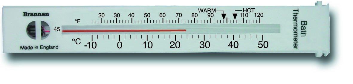 Thermomètre de bain flottant Brannan