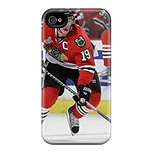 Awesome Design Jonathan Toews Hard Case Cover For Iphone 4/4s by lolosakes