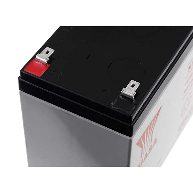 Batería YUASA para paneles solares woodxpert Iluminación de ...