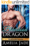 Blueblood Dragon (A BBW Paranormal Shape Shifter Romance) (Genesis Valley Book 1)