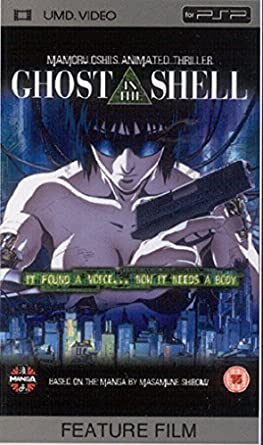 Ghost in the Shell [Francia] [UMD Mini para PSP]: Amazon.es: Cine y Series TV