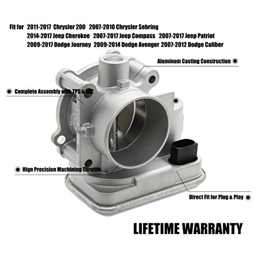dodge avenger valve assembly  valve assembly for dodge avenger