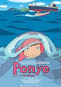 Ponyo en el acantilado [DVD]
