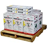 Dow Froth Pak 650, 4 Spray Foam Insulation Kits, Class A Fire Rated, Closed Cell Foam, Covers 2600 sq ft
